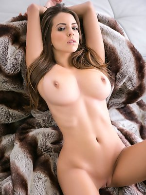 brunette Hot nude sexy